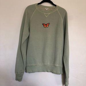 BRANDY MELVILLE • butterfly pullover